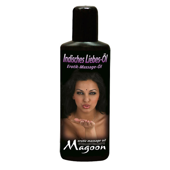 ΕΡΩΤΙΚΟ ΛΑΔΙ MASSAGE OIL BY MAGOON 100ml